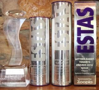 Double ESTAS Award Winners
